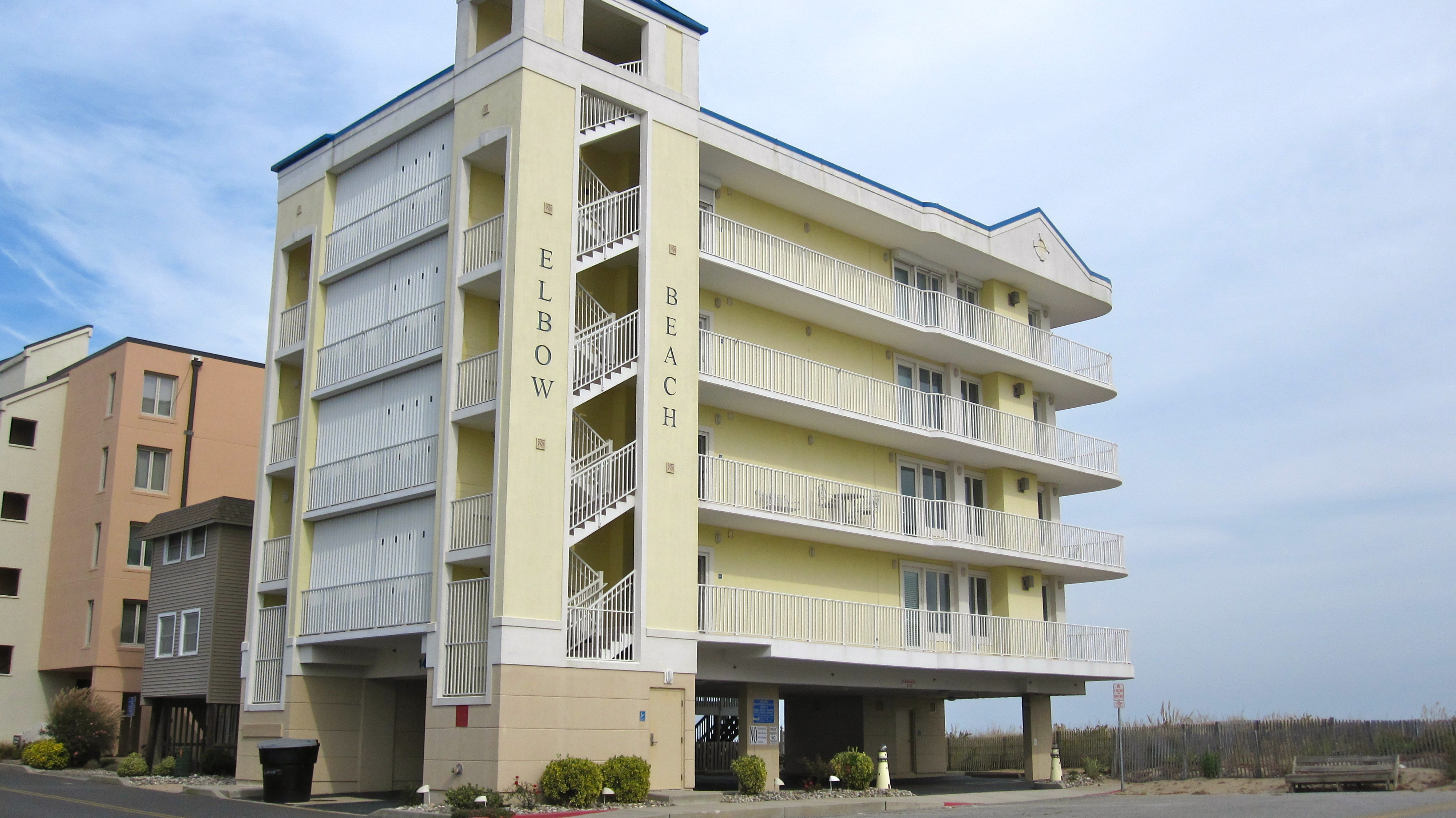 Just Listed: 101 Elbow Beach, Ocean City, MD – Boutique Ocean Front Property!