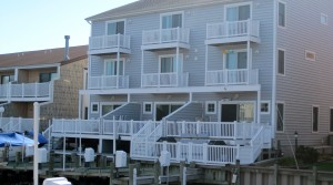 Just Listed: 712 Mooring Road #C, Ocean City, MD – Beautiful Waterfront Townhome!