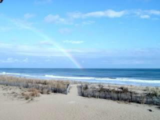 Ocean City Beach Rainbow