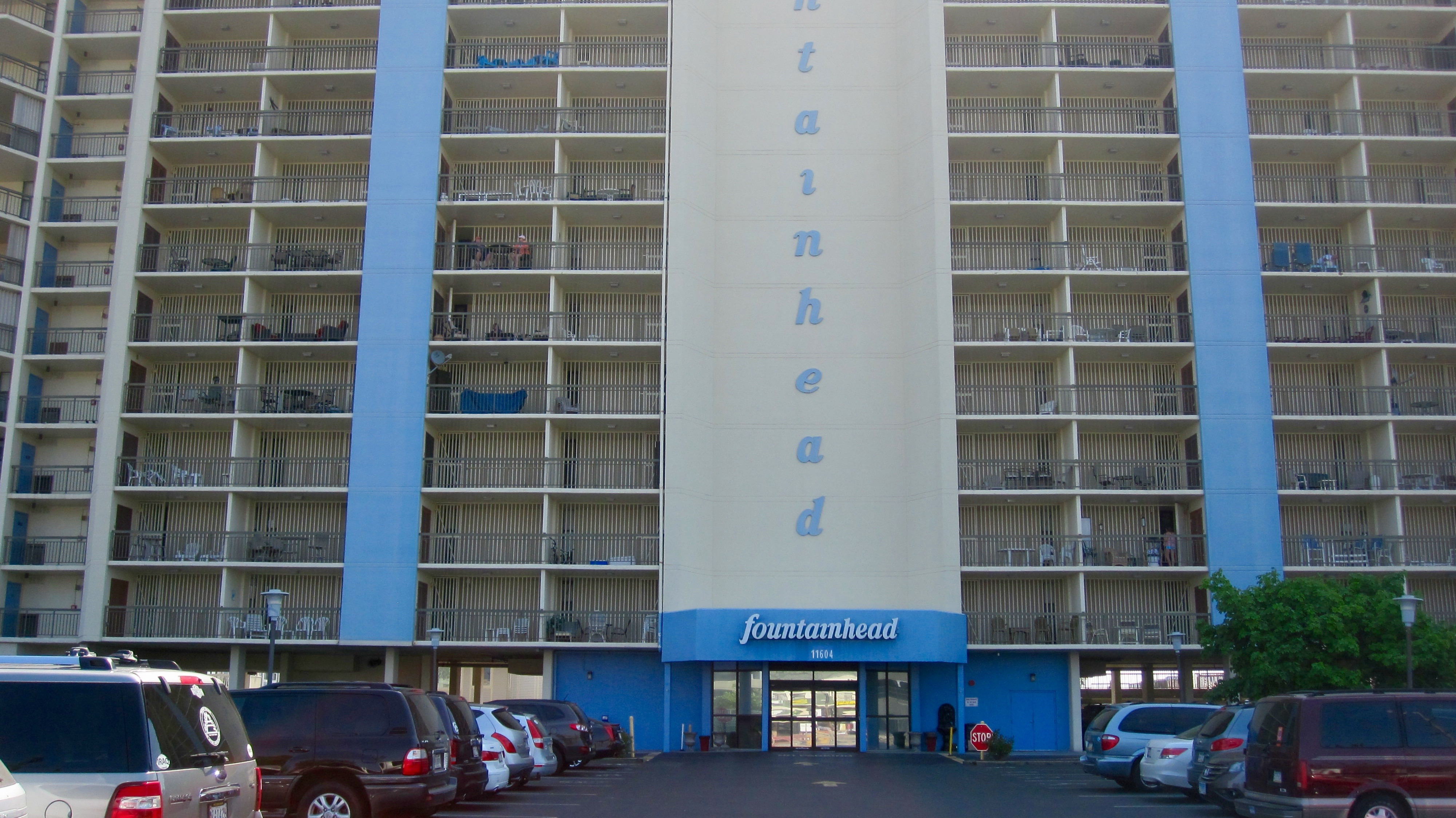 Just Listed 303 Fountainhead Towers Ocean City