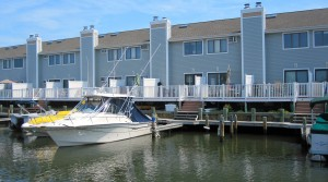Just Listed: 29 Nassau Village – Remodeled Waterfront Town Home with Private Dock!