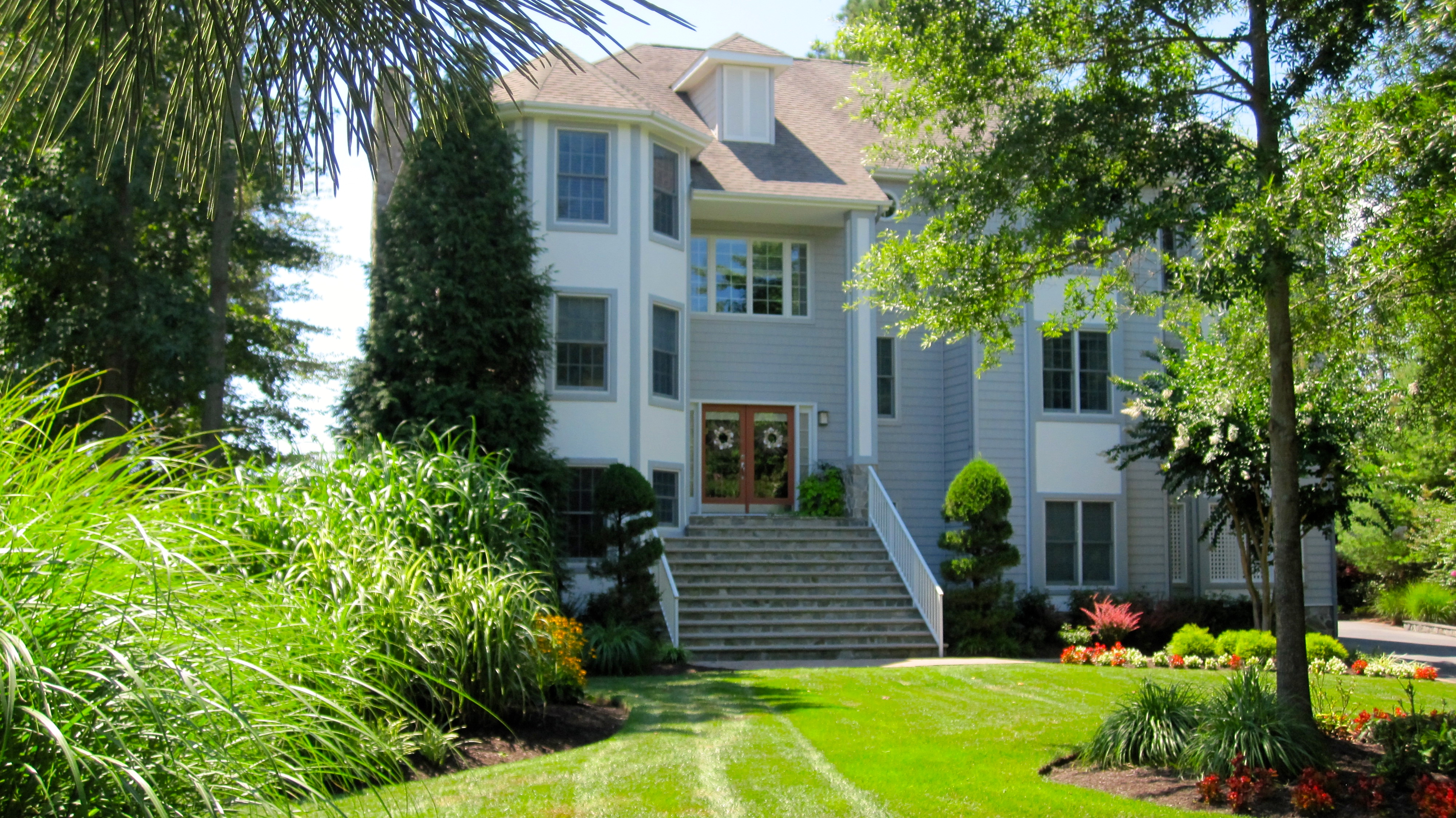 just listed 9611 indian trail dr berlin ultimate water view home ocean city real estate. Black Bedroom Furniture Sets. Home Design Ideas
