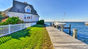 Just Listed: 326 N Heron Gull Ct, Ocean City – Gorgeous Direct Bay Front Lot!