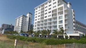 Just Listed: 201 Princess Royale, Ocean City – Ocean Front Living in Princess Royale!