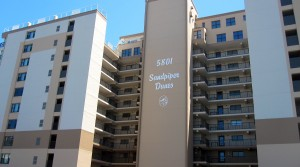 Just Listed: 910 Sandpiper Dunes, Ocean City – Fabulous Direct Ocean Front Unit!