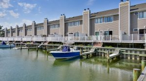 Just Listed: 53 Nassau Village, Ocean City – Desirable Waterfront Town Home!