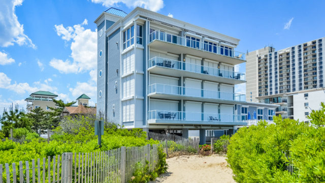 Just Listed: 4 St. Regis, Ocean City – Premier Ocean Front Penthouse!
