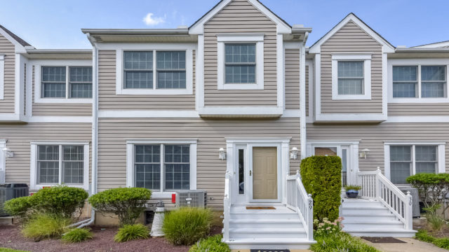 Just Listed: 29 Townes of Nantucket, Ocean City – Splendid Waterfront Townhouse!