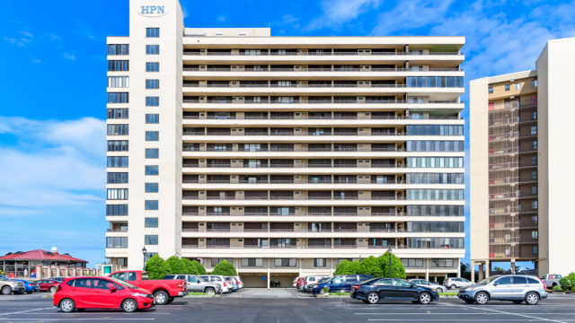 Just Listed: 13A High Point North, Ocean City – Direct Ocean Front Penthouse!