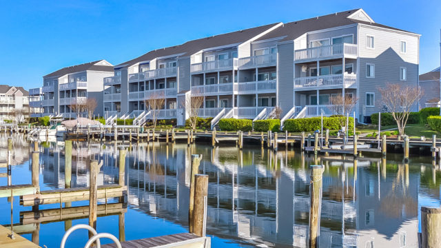 Just Listed: 179U Hidden Harbour V, Ocean City – Excellent Location with Private Boat Slip!