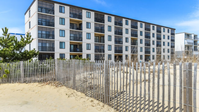 Just Listed: 307 Bonaire, Ocean City – Fabulous Ocean Front Condo!