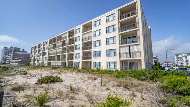 Just Listed: 208 Constellation House, Ocean City – Attractive Direct Ocean Front Condo!