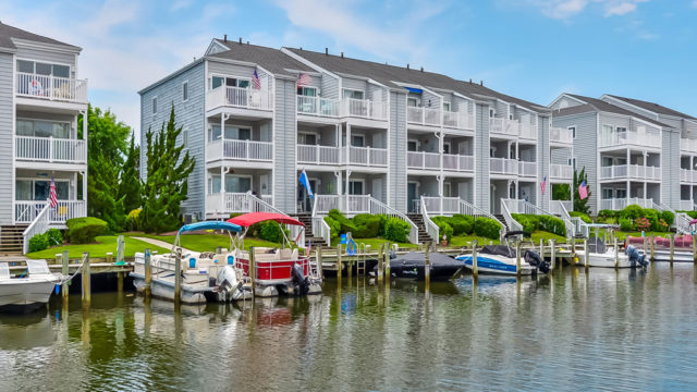 Just Listed: 207C Hidden Harbour, Ocean City – Beautiful Waterfront Living!