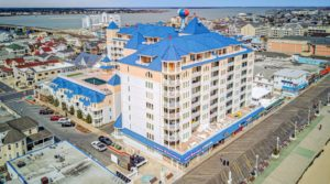 607 Belmont Towers, Ocean City – Gorgeous 3 Bedroom Ocean Side in Belmont Towers!