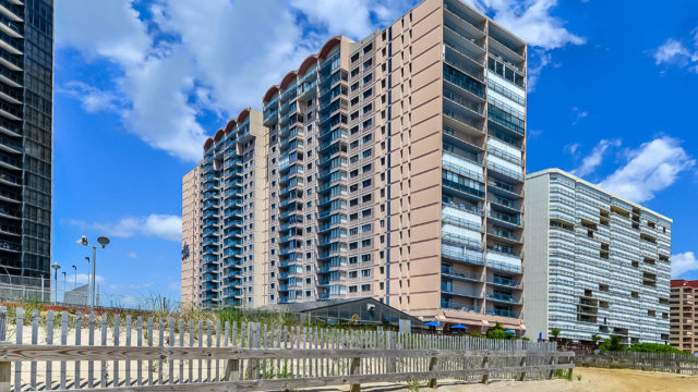 Just Listed: 803 Capri, Ocean City – Ocean View at The Capri!